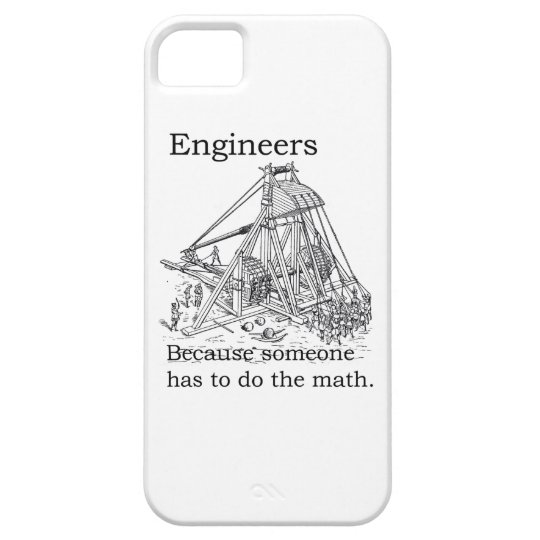 Engineer's Trebuchet Phone Case