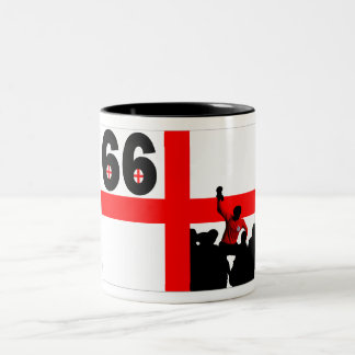 England 1966 Two-Tone coffee mug