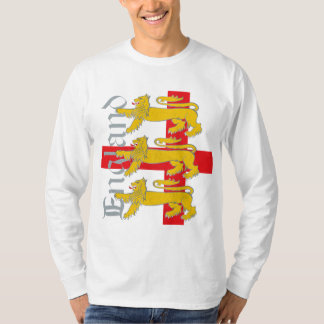England 2010 t-shirts