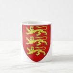 England 3 lions Mug