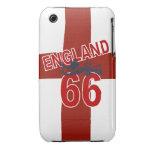 ENGLAND 66 Retro design iPhone 3 Cases