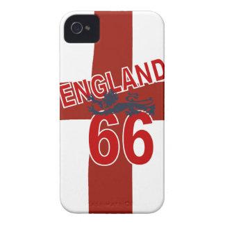 ENGLAND 66 Retro design iPhone 4 Case