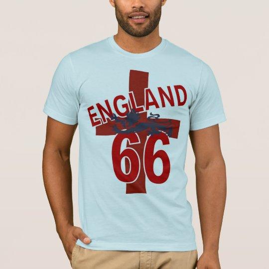 ENGLAND 66 Retro design T-shirt