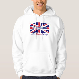 England Absobloodylutely 4 Hoodie