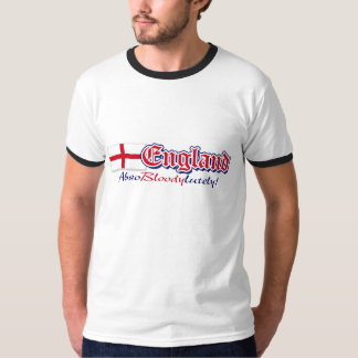 England Absobloodylutely 5 T-Shirt