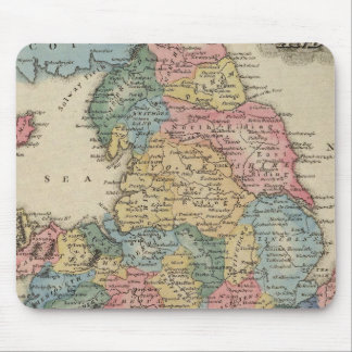 England and Wales 2 Mouse Mat