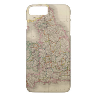 England and Wales 3 iPhone 8 Plus/7 Plus Case