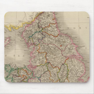 England and Wales 3 Mouse Mat