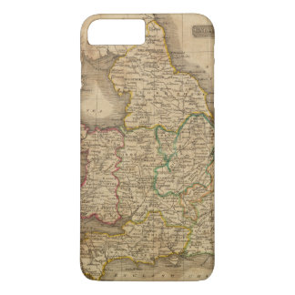 England and Wales 4 iPhone 8 Plus/7 Plus Case