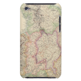 England and Wales 4 iPod Touch Case