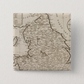 England and Wales 6 15 Cm Square Badge