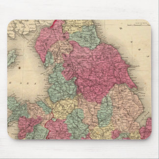 England and Wales 6 Mouse Mat