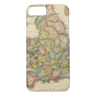 England and Wales iPhone 7 Case