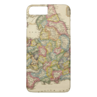 England and Wales iPhone 8 Plus/7 Plus Case