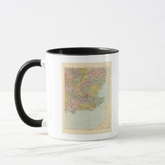 England and Wales Southeast Mug