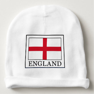 England Baby Beanie