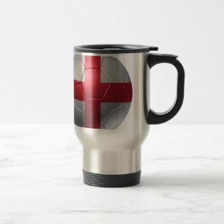 England ball travel mug