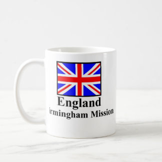 England Birmingham Mission Drinkware Coffee Mug