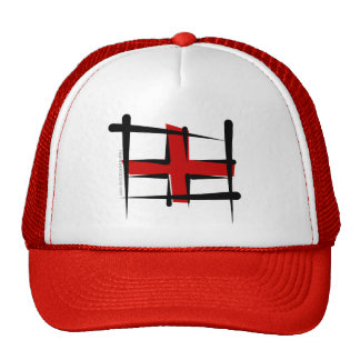 England Brush Flag Cap