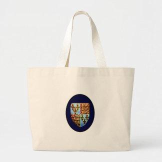 England Canterbury Church Crest Blue bg The MUSEUM Bag