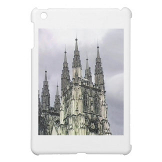 England Canterbury Church Spirals 1 The MUSEUM Zaz iPad Mini Cover