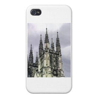 England Canterbury Church Spirals 1 The MUSEUM Zaz iPhone 4 Case