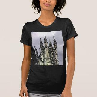 England Canterbury Church Spirals 1 The MUSEUM Zaz Tshirts