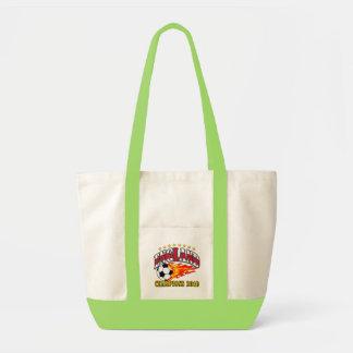 England Champions Canvas Bag