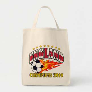 England Champions Grocery Tote Bag