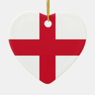 ENGLAND CHRISTMAS ORNAMENT