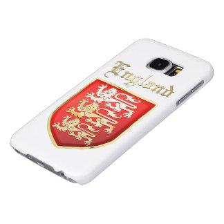 England CoA Samsung Galaxy S6 Cases