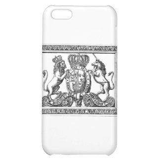 England Coat of Arms Case For iPhone 5C