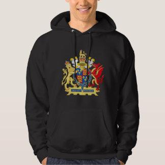 England Coat of arms Hoodie