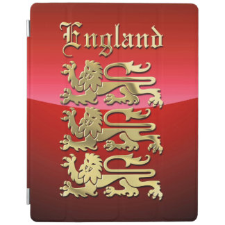 England - Coat of Arms iPad Cover