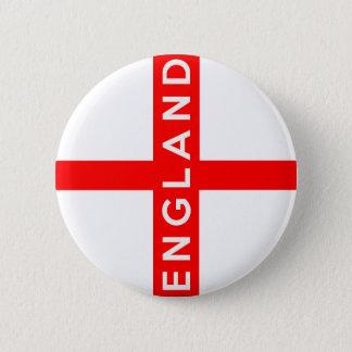 england country flag british symbol name text 6 cm round badge