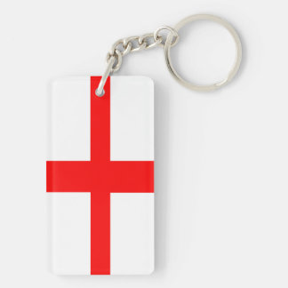 england country flag long symbol english name text key ring