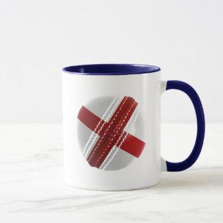 England Cricket Ball Mug