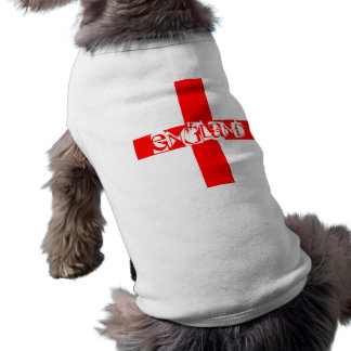 ENGLAND DOG VEST SHIRT