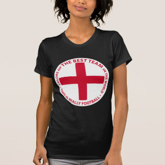 England - England Foootball Coat T-Shirt