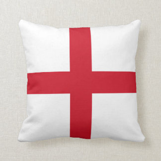 England – English National Flag Cushion