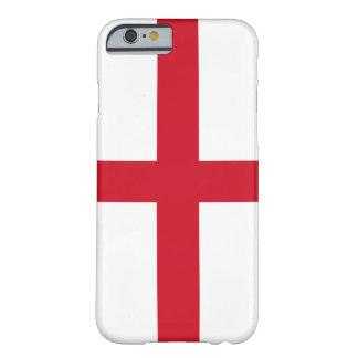 England – English National Flag iPhone 6 Case