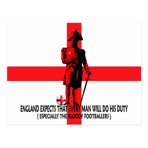 England expects...