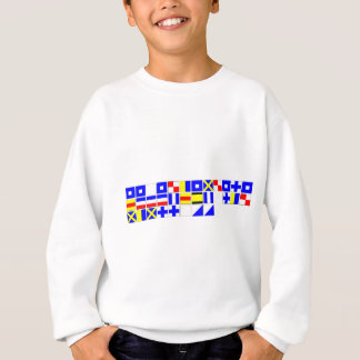 England Expects Signal Sweatshirt