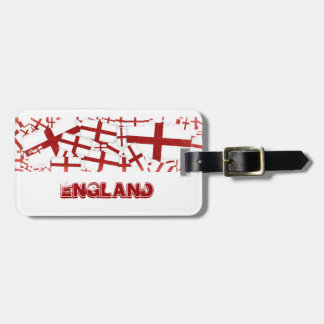 England Fan Tag - Edit to type details on reverse