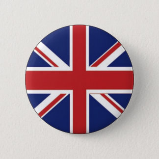 England Flag 6 Cm Round Badge