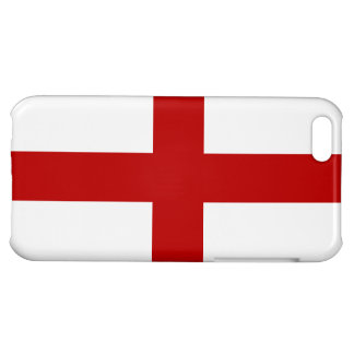 England Flag Cover For iPhone 5C