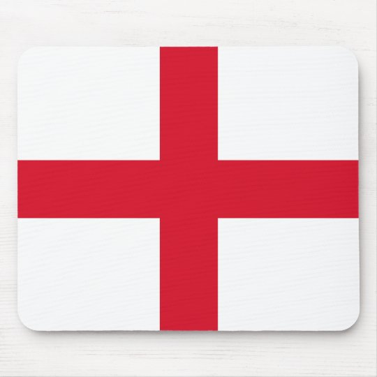 England Flag Cross of St George Mouse Mat