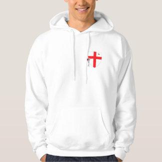 England flag English cricket Hoodie