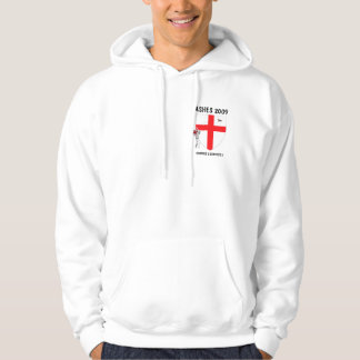 England flag English cricket Hoodie