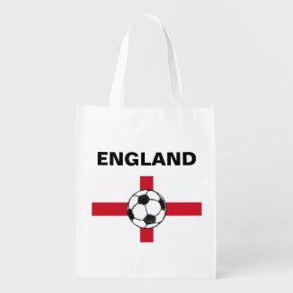England Flag   Football Ball